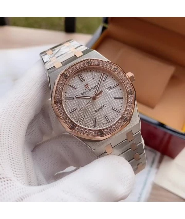 Aibi AP boutique couples watch, hand in hand, simple atmosphere, exquisite quality, elegant fashion