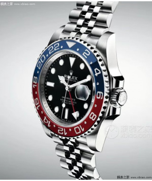 AJ products: official original one-to-one replica boutique (not old) Rolex GMT diver series, equipped with 2836 automatic mechanical movement, sapphire mirror, 316L solid steel, pure water knife cutting, the original corresponding grinding and drawing tre